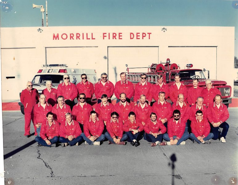 Village Of Morrill Morrill Volunteer Fire Amp Rescue